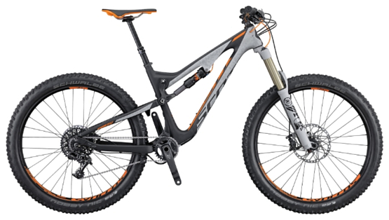Велосипед Scott Genius LT 710 Plus 2016