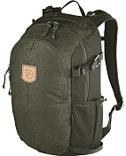Рюкзак FjallRaven 2020-21 Keb Hike 20 Olive-Deep Forest