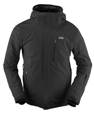 Купить Куртка горнолыжная Killy 2012-13 EROS M JKT BLACK NIGHT черный Одежда 783516