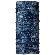 БанданаАксессуары Buff ®<br>Многофункциональная бандана, выполненная из 100% микрофибры. Прекрасно отводит влагу, контроль над запахом.<br>