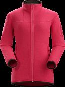 Куртка туристическая Arcteryx 2015-16 Covert Cardigan Womens Pink Tulip Pink/Tulip / Розовый