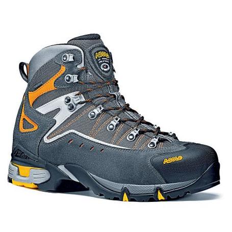 Купить Ботинки для треккинга (высокие) Asolo Hike Flame GTX MM Graphite-Gunmetal, Треккинговые ботинки, 899938