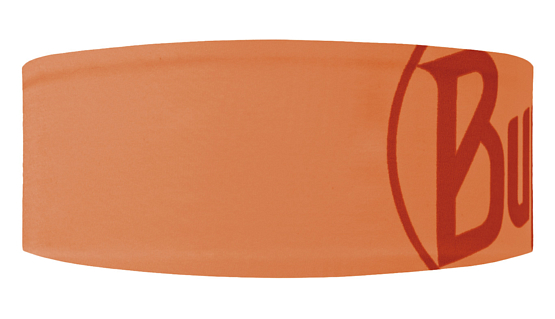 Купить Повязка BUFF TECH HEADBAND LOGO ORANGE FLUOR Банданы и шарфы Buff ® 1185589