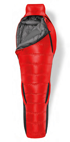 Спальник Salewa Sleeping Bag Accessories Phantom -7, right flame