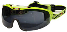 Визор Casco SMU Spirit Neon Yellow Smoke lens