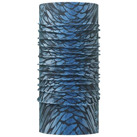 Купить Бандана BUFF HIGH UV PROTECTION BUFFWITH INSECT SHIELD ALGON OCEAN Банданы и шарфы Buff ® 1185541