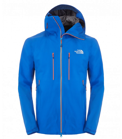 Куртка туристическая THE NORTH FACE 2015 Outerwear M FRONT POINT JACKET MONSTER BLUE BL5