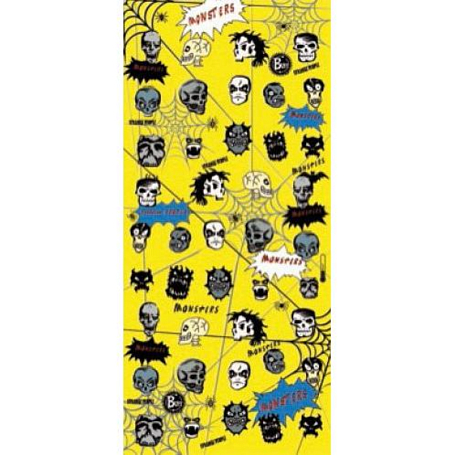 Бандана BUFF TUBULAR UV JUNIOR BUFF MONSTERS GRAF