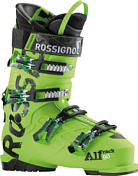 Горнолыжные ботинки ROSSIGNOL 2015-16 ALLTRACK 90 ACID GREEN