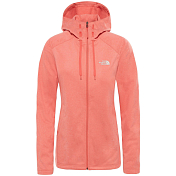 Куртка для активного отдыха The North Face 2019 Tech Mezzaluna HD Spiced Coral WH
