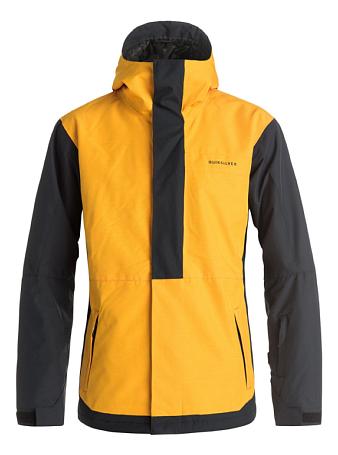 Купить Куртка сноубордическая Quiksilver 2016-17 Ambition Jkt M SNJT NKL0 Одежда 1279572