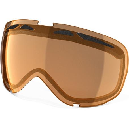 Купить Запасные линзы Oakley REPL. LENS ELEVATE DUAL VENTED /PERSIMMON Очки горнолыжные 715023