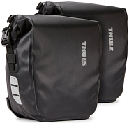 Сумка THULE Pack n Pedal Shield Pannier 13L Pair Black, черный
