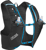 Рюкзак-жилет CamelBak Ultra Pro Vest Black/Atomic Blue