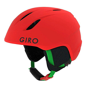 Зимний Шлем Giro 2018-19 LAUNCH MATTE BRIGHT RED