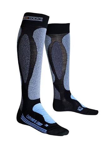Купить Носки X-Bionic 2016-17 X-SOCKS SKI CARVING ULTRA LIGHT LADY B112 / Черный 1277660