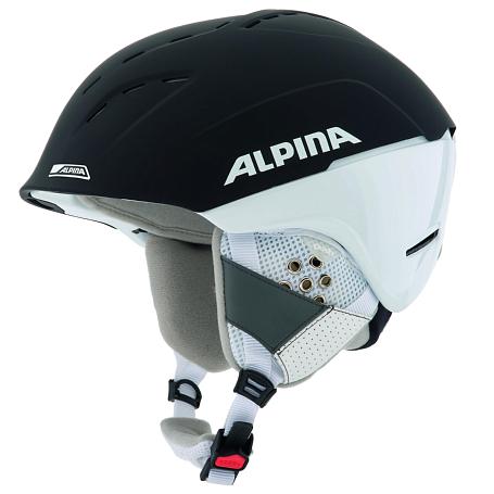 Купить Зимний Шлем Alpina FREERIDE SPICE black matt white, Шлемы для горных лыж/сноубордов, 1131168