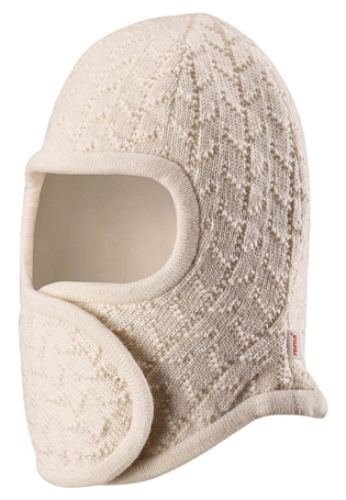Купить Маска (балаклава) Reima 2017-18 Littlest Off white, Детская одежда, 1351855