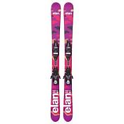 Горные Лыжи с Креплениями Elan 2016-17 Twist Pro QS EL 4.5
