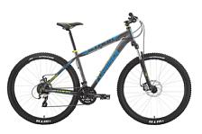 ВелосипедКолеса 29 (найнеры)<br>Горный 29 велосипед Stark Funriser Disc 29er 2015. Велосипед оборудован алюминиевой рамой. Установлены пружинно-эластомерная вилка SR XCT 100 mm, дисковые механические тормоза, а также полупрофессиональное оборудование. Stark Funriser Disc 29er 2015 прекрасно подойдёт для катания как в городе, так и по пересечённой местности.<br><br>Рама и амортизаторы<br><br>Рама: AL 6061 reinforced<br>Вилка: SR XCT 100 mm<br><br>Цепная передача<br><br>Манетки: SHIMANO ST-EF51<br>Передний переключатель: SUNTOUR<br>Задний переключатель: SHIMANO ACERA<br>Шатуны: Suntour 42/32/22<br><br>Колеса<br><br>Обода: WEINMANN XTB26<br>Bтулка: Joytech alloy DISC<br>Покрышка: WTB 29*2,10<br><br>Компоненты<br><br>Передний тормоз: Promax DISC 180/160mm механика<br>Задний тормоз: Promax DISC 180/160mm механика<br>Производство: Разработка: Россия. Производство: КНР &amp;#40;Тайвань&amp;#41;.<br><br>Пол: Мужской<br>Возраст: Взрослый