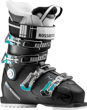 Купить Горнолыжные ботинки ROSSIGNOL 2017-18 PURE 70 BLACK Ботинки горнoлыжные 1363760
