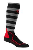 НоскиНоски<br>Технологичные лыжные носки с большим содержанием шерсти. Шерсть мериносов не вызывает зуд, хорошо отводит влагу, регулирует температуру и обладает антибактериальными свойствами, препятствующими возникновению запаха, препятствует появлению мозолей. Носки с хорошей амортизацией, поддержкой ахилла и с усилениями в области пятки и носка.<br> <br> - Материал: 67% шерсть merino wool, 31% нейлон, 2% эластан.<br> - Плоский шов в области мыска исключает натирание.<br> - Эластичная поддержка свода стопы.<br> - Усиленная пяточная область обеспечивает амортизацию, дополнительный комфорт и износостойкость.