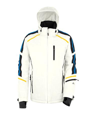 Купить Куртка горнолыжная MAIER 2014-15 MS Classic Almagell white (белый) Одежда 1092075