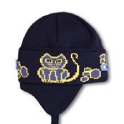 ШапкаГоловные уборы<br>&amp;lt;p&amp;gt;Трикотажная детская шапка с ушками из флиса.<br>Материал: 50% хлопок, 50% полиакрил.<br>Внутри: флис Tecnopile.<br>Размеры: xs &amp;#40;44-49см.&amp;#41;, s &amp;#40;50-56см.&amp;#41;&amp;lt;/p&amp;gt;<br><br>Пол: Унисекс<br>Возраст: Детский<br>Вид: шапка