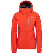 Куртка для активного отдыха THE NORTH FACE 2018 W DRYZZLE JACKET  FIRE BRICK RED/