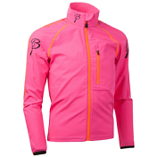 Куртка беговая Bjorn Daehlie Junior Jacket IMPACT Junior Pink Glo / Розовый