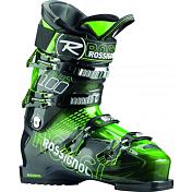 Горнолыжные ботинки ROSSIGNOL 2014-15 ALL MOUNTAIN ALIAS SENSOR 100 - GREEN TRANS