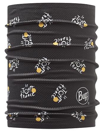 Купить Подшлемник BUFF TOUR DE FRANCE HELMET LINER PRO REIMS Банданы и шарфы Buff ® 1169045