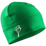 ШапкаГоловные уборы<br>Классическая эластичная шапка с логотипом Bjorn Daehlie. С влагоотталкивающей пропиткой.<br><br>Состав: 87% ПОЛИЭСТЕР, 13% ЭЛАСТАН
