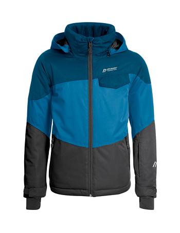 Купить Куртка горнолыжная MAIER 2017-18 Flap Boys mykonos blue Детская одежда 1347086