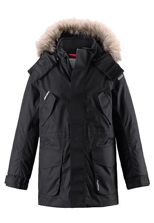 Купить Куртка горнолыжная Reima 2016-17 NAAPURI ЧЕРНЫЙ Детская одежда 1274371
