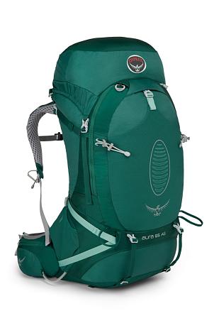 Купить Рюкзак туристический Osprey Aura AG 65 Womens Rainforest Green Рюкзаки туристические 1181546