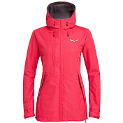 Куртка для активного отдыха Salewa 2019 Puez clastic  PTX 2L W JKT Rose red