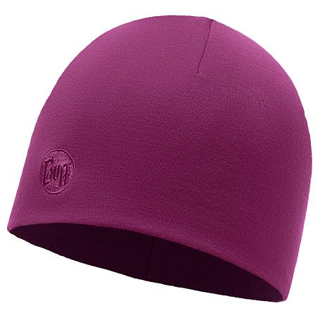 Купить Шапка BUFF HEAVYWEIGHT MERINO WOOL HAT SOLID TIBETAN RED Головные уборы, шарфы 1308070