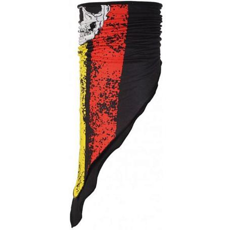 Купить Бандана BUFF BANDANA JEREMIE BLACK Банданы и шарфы Buff ® 721419