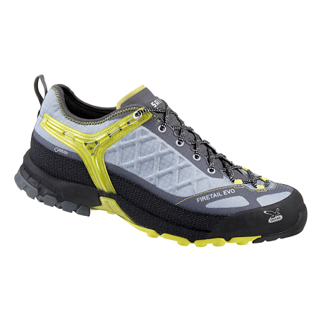 Купить Треккинговые кроссовки Salewa 2015 Tech Approach MS FIRETAIL EVO Moon/Citro / Треккинговая обувь 1157443