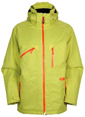 Купить Куртка сноубордическая EIRA 2013-14 PROGRAM I LOYALTY JACKET 20K Acid Одежда 1022914