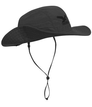 Шляпа Salewa MEKO DRY TROPIC HAT carbon