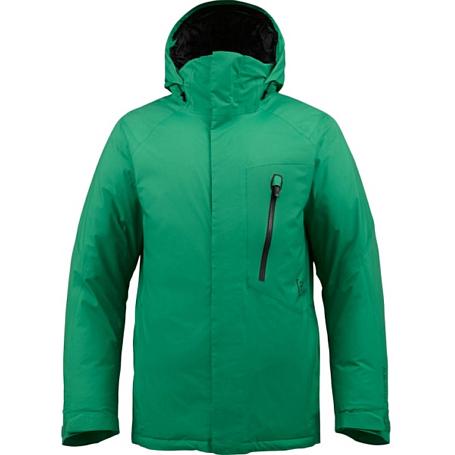 Купить Куртка сноубордическая BURTON 2013-14 M AK 2L LZ DWN JK TURF, Одежда сноубордическая, 1021918