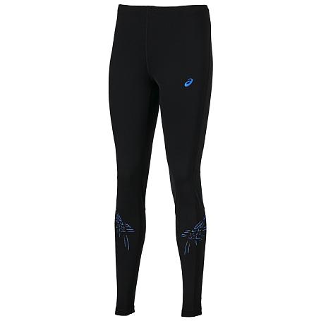 Купить Тайтсы беговые Asics 2016 ASICS Stripe Tight Одежда для бега и фитнеса 1248087