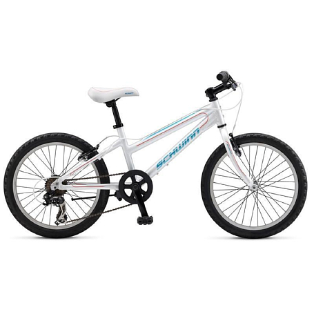 Велосипед SCHWINN MESA GIRLS 20 (7 SPD) White