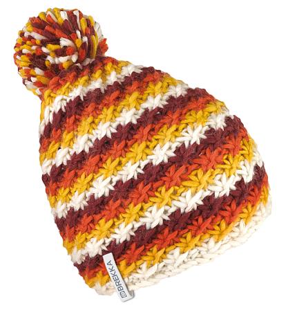 Купить Шапка BREKKA 2014-15 BRF14K583GIPSY PON ( RUST_RUST) RUST Головные уборы, шарфы 1152452