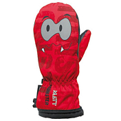Варежки MATT 2017-18 MONSTER KID MITTEN TOOTEX MIT ROJO