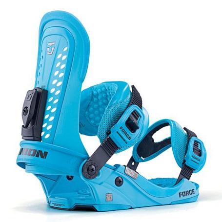 Купить Сноуборд крепления UNION 2012-13 Force blue, крепления, 856762