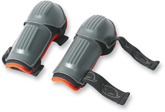 Налокотники UFO 2008-09 MTB Elbow guards BMX-DH Kids black (K)