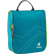 Косметичка Deuter Wash Center II Petrol/Kiwi